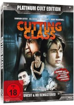 Jaquette Cutting Class - Die Todesparty 2 (DVD + Blu-Ray)