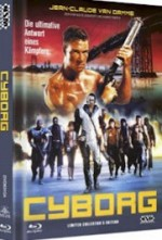 Jaquette Cyborg (Blu-Ray+DVD) (2Discs) - Cover A