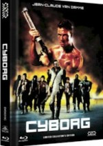Jaquette Cyborg (Blu-Ray+DVD) (2Discs) - Cover C