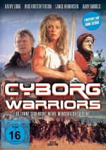 Jaquette Cyborg Warriors