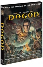 Jaquette Dagon (DVD + BLURAY) - Cover A
