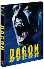 Jaquette Dagon (DVD + BLURAY) - Cover B
