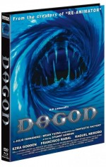 Jaquette Dagon (DVD + BLURAY) - Cover D