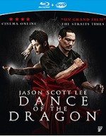 Jaquette Dance of the Dragon (Combo Blu-ray + DVD)