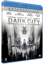 Jaquette Dark City