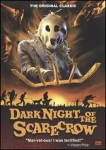 Jaquette Dark Night Of The Scarecrow