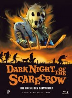 Jaquette Dark Night Of The Scarecrow (Cover A - Bluray + DVD) EPUISE/OUT OF PRINT