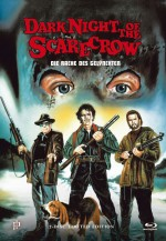 Jaquette Dark Night Of The Scarecrow (Cover B - Bluray + DVD)