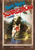 Jaquette Dark Night Of The Scarecrow (Cover C - Bluray + DVD)