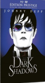 Jaquette Dark Shadows  (�dition prestige - Blu-ray + DVD + Copie digitale)