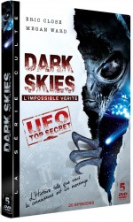 Jaquette Dark Skies : L'impossible v�rit� - L'int�grale de la s�rie EPUISE/OUT OF PRINT