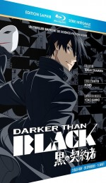 Jaquette Darker Than BLACK - L'int�grale (�dition Saphir)
