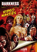 Jaquette Darkness 16 : Les Video Nasties EPUISE/OUT OF PRINT