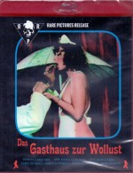 Jaquette Das Gasthaus zur Wollust EPUISE/OUT OF PRINT