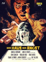 Jaquette Das Haus der Angst (Blu-ray + DVD) - Cover A