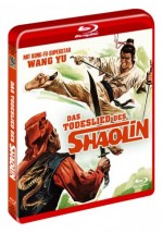 Jaquette Das Todeslied des Shaolin