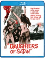 Jaquette Daughters of Satan