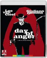 Jaquette Day of Anger (DVD / Blu-Ray Combo)