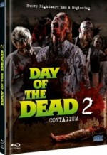 Jaquette Day of the Dead 2 : Contagium (Blu-Ray+DVD) (2Discs) Limited 666 Edition