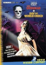 Jaquette DAY THE WORLD ENDED ET THE UNDEAD