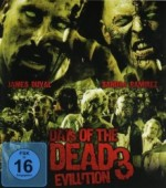 Jaquette Days of the Dead 3 - Evilution