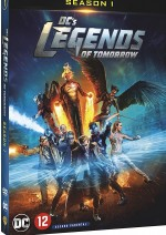 Jaquette DC's Legends of Tomorrow - Saison 1