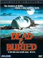 Jaquette DEAD AND BURIED (SPECIAL EDITION)