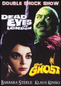 Jaquette DEAD EYES OF LONDON ET THE GHOST
