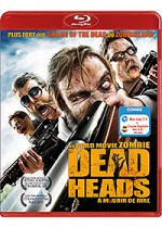 Jaquette Dead Heads (Blu-ray + DVD + Copie digitale)
