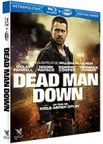 Jaquette Dead Man Down (Combo Blu-ray + DVD)
