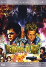 Jaquette Dead or Alive: Final - Director's Cut