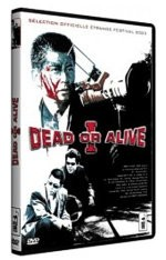 Jaquette DEAD OR ALIVE TRILOGIE EPUISE/OUT OF PRINT