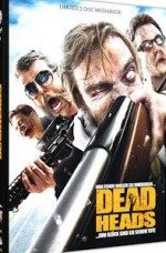 Jaquette DeadHeads (Blu-Ray+DVD) - Cover B