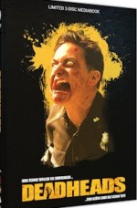 Jaquette DeadHeads (Blu-Ray+DVD) - Cover C