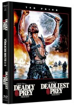 Jaquette Deadly Prey / Deadliest Prey (Bluray + 3DVD)