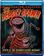Jaquette Deadly Spawn