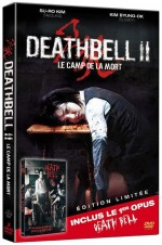 Jaquette Death Bell 2, le Camp de la Mort (Edition Limit�e).