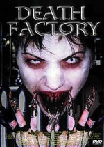 Jaquette Death Factory