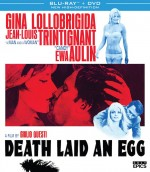 Jaquette Death Laid An Egg (DVD / Blu-Ray)