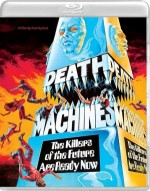 Jaquette Death Machines (Blu-ray/DVD Combo)