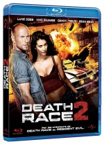 Jaquette Death race 2