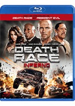 Jaquette Death Race: Inferno