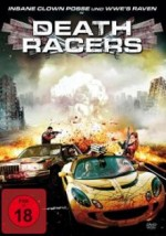 Jaquette Death Racers