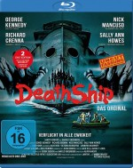 Jaquette Death Ship (2Discs) - Limited Edition