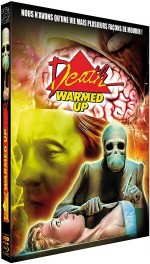 Jaquette Death Warmed Up [Combo DVD + Blu-Ray]