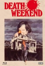 Jaquette Death Weekend (Blu-Ray+DVD) - Cover C