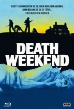 Jaquette Death Weekend (Blu-Ray+DVD) - Cover D