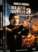 Jaquette Death Wish 3 - Der Rächer von New York (Blu-Ray+DVD) (2Discs) - Cover A