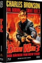 Jaquette Death Wish 3 - Der Rächer von New York (Blu-Ray+DVD) (2Discs) - Cover C