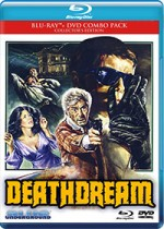 Jaquette Deathdream (Bluray + DVD)